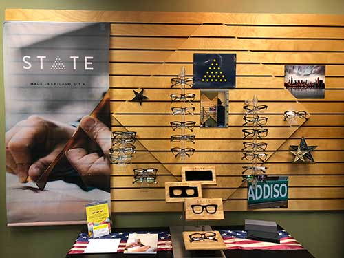 eye glass display1
